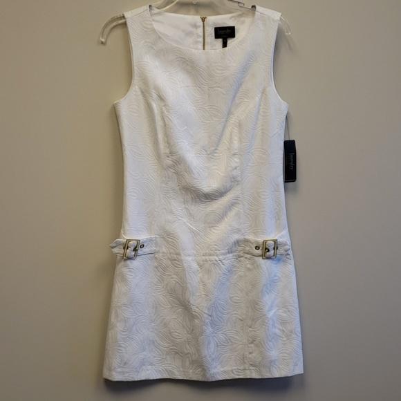 Laundry By Shelli Segal Dresses & Skirts - NWT Laundry by Shelli Segal white dress
